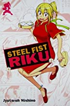 Steel Fist Riku, Vol. 3