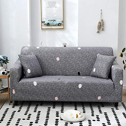 Allenger Funda Sofa Elastica Protector Adaptable,Living Room Sofa Cover, Elastic Sofa Cover, Chair Protection Cover-Color 9_90-140cm
