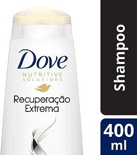 Shampoo Uso Diário 400Ml Recuperação Extrema Unit, Dove