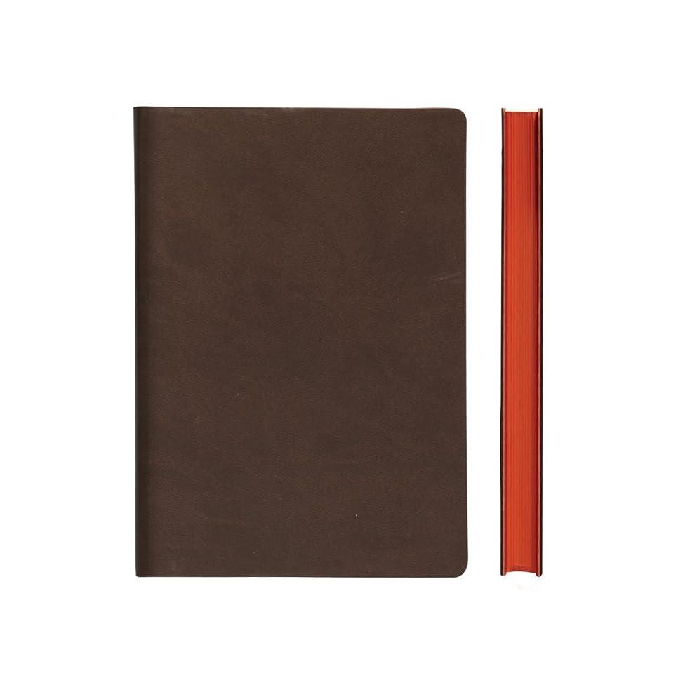 ダイゴー ノート Signature Notebook A6 Brown N76177 【まとめ買い2冊セット】