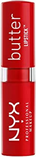 NYX Professional Makeup, Butter Lipstick - Fire Brick 19