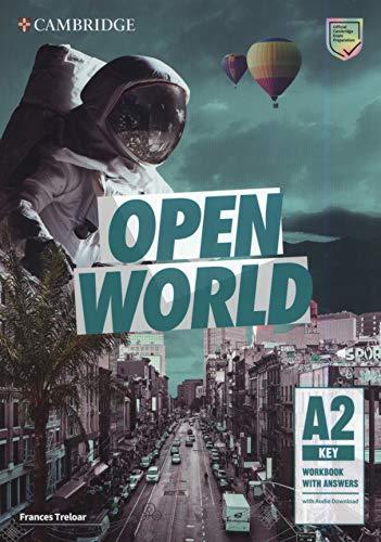 Open world. Key A2. Workbook with answers. Per le Scuole superiori. Con File audio per il download