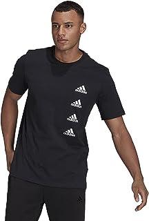 adidas Men's M FAVS Q2 T GRAPHIC TEE (SHORT SLEEVE)