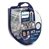 Philips RacingVision GT200 H7 lampadina fari auto +200%, confezione doppia