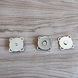 Immagine 1 supvox 10pcs bottoni magnetici automatici