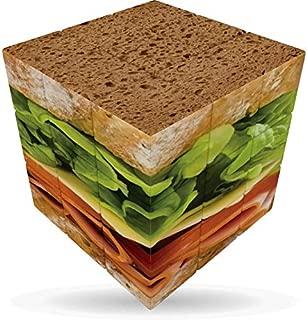 V-Cube V-Cube Sandwich 3x3 Flat Brain Teaser Puzzle