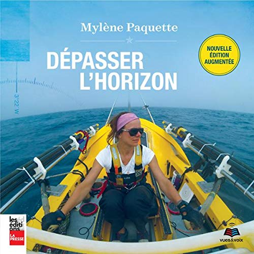 Dépasser l'horizon [To Destroy the Horizon] audiobook cover art