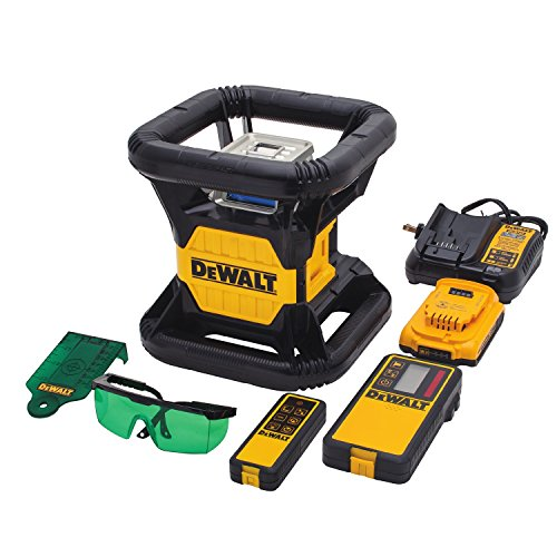 DEWALT DW079LG Green Rotary Tough Laser