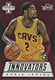 2012-13 Panini Innovation - Kyrie Irving - Innovators - SP SHORT PRINT - NBA Basketball Rookie Card - RC Card #13