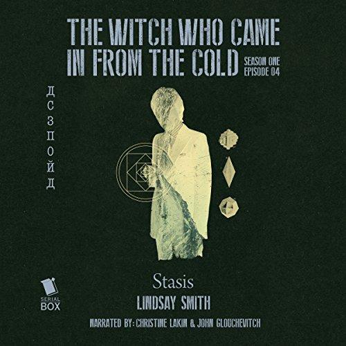 Stasis audiobook cover art