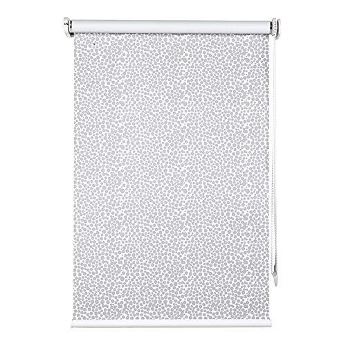 Verdunklungsrollo Wärmeisoliert 100% Blackout Wasserdichtes Gewebe Brauch Fenster Jalousie, zum Schlafzimmer Wohnzimmer Raumverdunkelung Rollo, Anpassbar (Color : A, Size : 160cmx300cm)