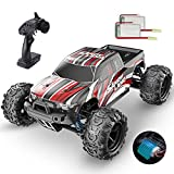 DEERC RC Cars 9300 High Speed Remote Control Car for Kids Adults 1:18 Scale 30+ MPH 4WD Off Road Monster Trucks,2.4GHz...
