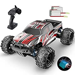 4x4 High Speed Remote Control Car: This 4 wheel drive high speed rc racing car is equipped with high quality and durable components to bring you fantastic driving experience. Its speed limit is up to 40 km/h powered by 380 high speed motor.It is the ...