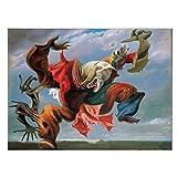 QQWER Der Kamin Engel (Der Triumph des Surrealismus) L'Ange