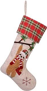 Best sloth stocking holder Reviews