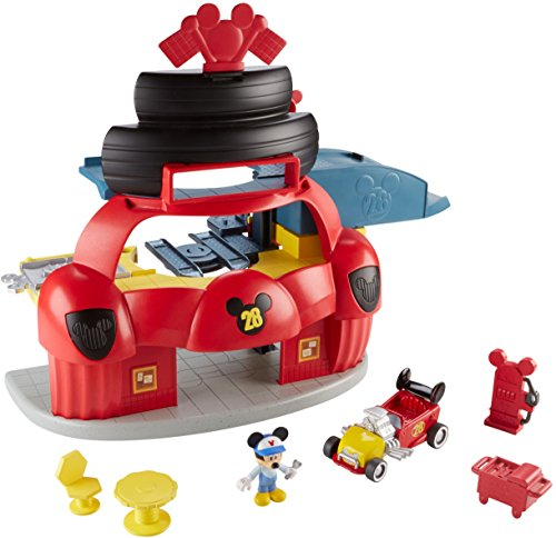 Fisher-Price Disney Mickey & the Road Racers