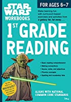 Star Wars 1st Grade Reading, for Ages 6-7 (Star Wars Workbooks)