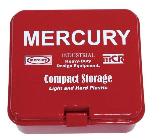 MERCURY Compact Storage 【プラスティック小物入れ】 S RED C202 RD