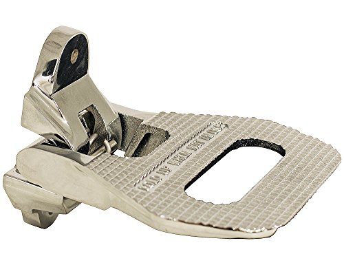 Buyers Products 5236586 Silver Folding Truck Step