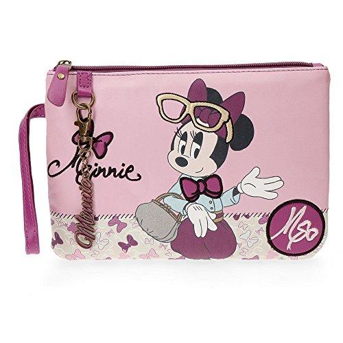 Disney Minnie Glam Housse mini tablette Rose 23x16 cms Cuir synthétique 7,9\