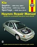 Kia Sephia: 94-10 (Hayne's Repair Manual)