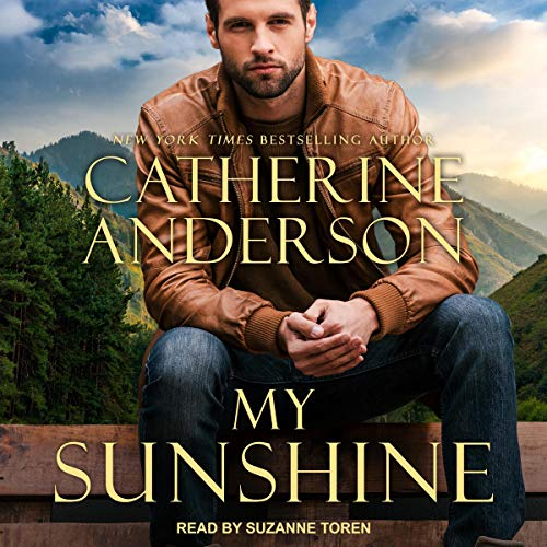 My Sunshine audiobook cover art