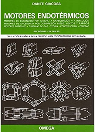 MOTORES ENDOTERMICOS (TECNOLOGÍA-INGENIERÍA)