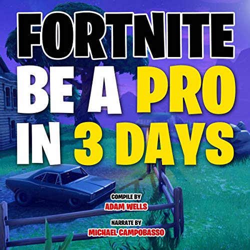 Be a Pro in 3 Days cover art