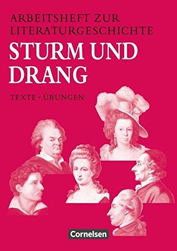 Arbeitshefte zur Literaturgeschichte, Sturm und Drang