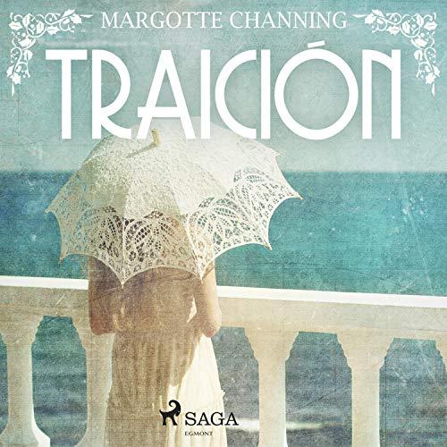 Diseño de la portada del título Traición