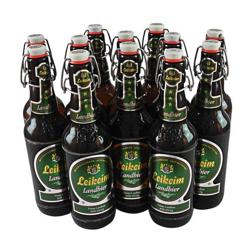 Leikeim Landbier (12 Flaschen à 0,5 l / 5,4% vol.)
