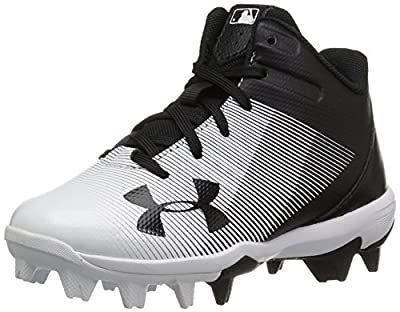 Under Armour Men's Leadoff Mid Jr. Rm Baseball Shoe
