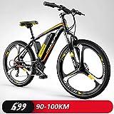 ERICN 26 Zoll Mountainbike, geeignet ab 165 cm, Scheibenbremse, Shimano 27 Gang-Schaltung, Vollfederung, Jungen-Fahrrad & Herren-Fahrrad -