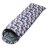 El tiempo de calentamiento del saco de dormir portátil, impermeable, compacto de peso ligero, el confort con la compresión Saco for adultos y niños - equipo de camping engranaje, viajar, y al aire lib