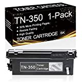 1 Pack TN-350 Black TN350 Compatible Toner Cartridge Replacement for Brother HL-2040 2040N 2070N 2030 2040 MFC-7220 7225 7820 7420 7820N DCP-7010 DCP-7020 DCP-7025 Printer, Sold by SinaToner.