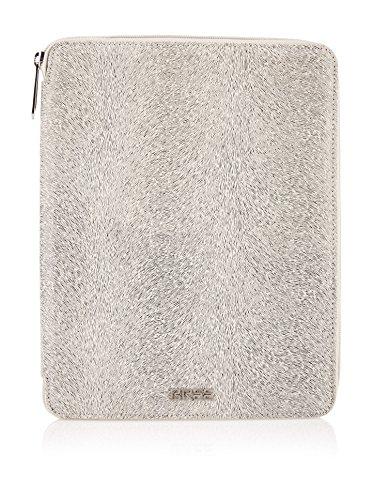 BREE Laptop Hülle Cupertino 1 grau/weiß