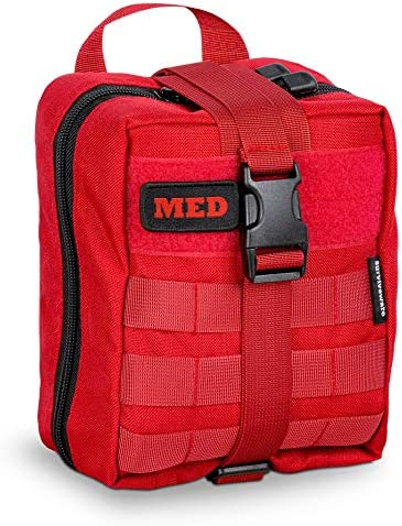 Surviveware Trauma First Aid Kit IFAK Fully Stocked for Gunshot and Emergencies product image