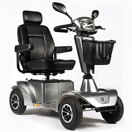 Ley S7006km/h S de móvil, elektromobil hasta 160kg Senior elegante móvil Incluye entrega/einweisung/montaje in situ ✅