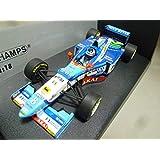 PMA 1/18 ベネトンe ルノー B197 G.ベルガー 1997