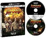 ジュマンジ/ウェルカム・トゥ・ジャングル 4K ULTRA HD & ブルーレイセット [4K ULTRA HD + Blu-ray]