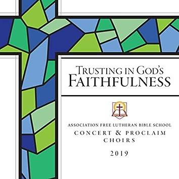 Trusting in God's Faithfulness