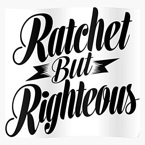 Coolboy Hop Rap Trap But Booty Migos Hiphop Bikini Hip PAWG Instagram Righteous Twerking Ratchet Das eindrucksvollste und stilvollste Poster für Innendekoration, das derzeit erhältlich ist