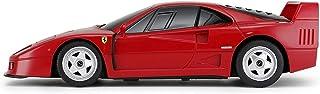 Rastar Ferrari F40 Remote Control Car, Red, 1:24, 78800
