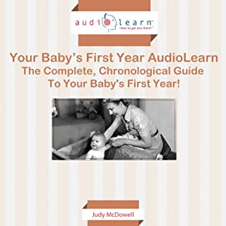 Your Baby's First Year AudioLearn  cover art