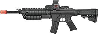 UKARMS Hybrid Pump Action Spring Airsoft Rifle Shotgun FPS 230