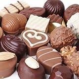 20 x Servietten PapStar Design Edition 'Love Chocolate / Pralinen' 33 x 33 cm / 3-lagig