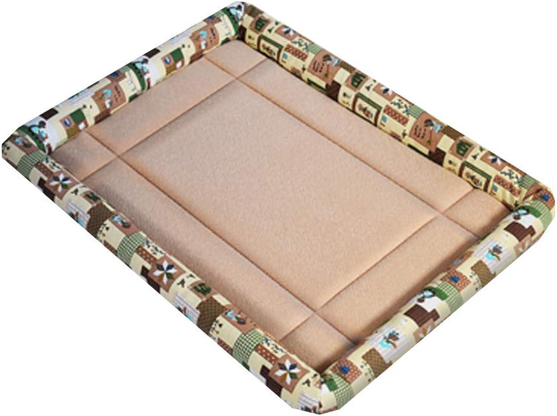 Alien Storehouse Detachable House Pet Mat Stylish Pet Bed Pet House Kennel,Pet Bolster Bed N