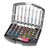 Ratio 6656H - Kit de puntas para atornillar 56 en 1 Ratio