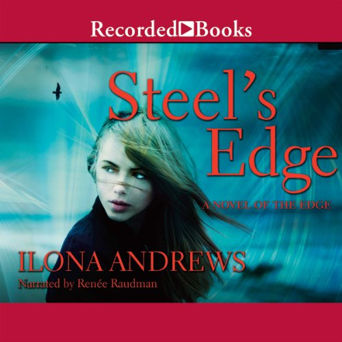Steel's Edge audiobook cover art