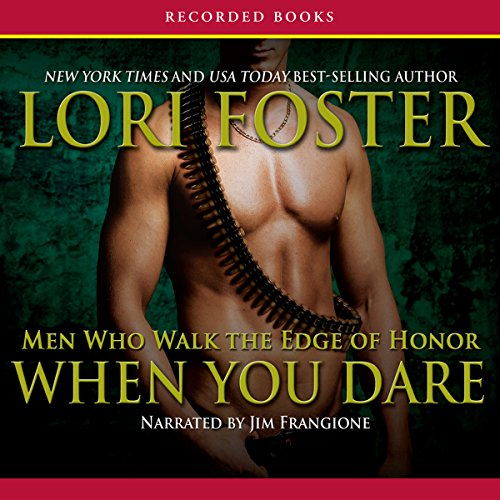 When You Dare audiobook cover art